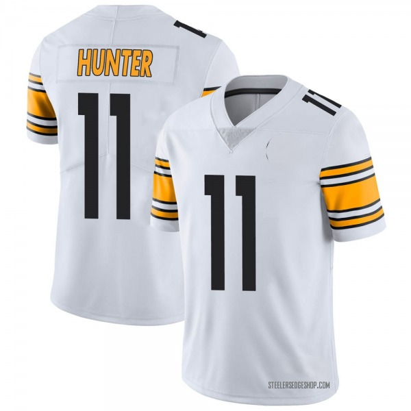 Youth Justin Hunter Pittsburgh Steelers Limited White Vapor Untouchable Jersey